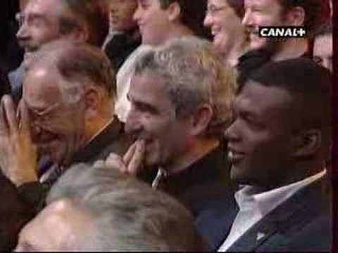 Canteloup imite Barthez
