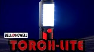 Bell+Howell TorchLite Commercial TorchLite As Seen On TV Multifunction Flashlight As Seen On TV Blog