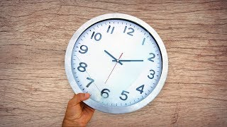 DO NOT THROW AWAY OLD WALL CLOCK !