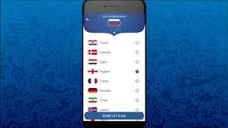 Download the 2018 FIFA World Cup Russia™ official App