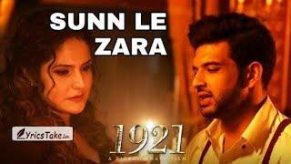 Sun le jara   latest hindi songs 2017  1921 evil returns songs