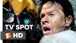 Transformers: The Last Knight TV SPOT - Choose a Side (2017) - Mark Wahlberg Mov