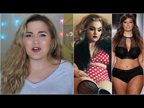 Curvy Barbie & Plus-Size Swimwear Models | Re: Dear Fat People 2