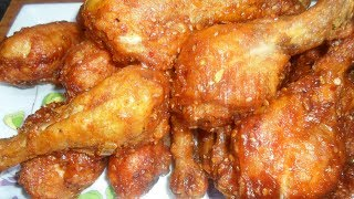 Hot And Spicy Drumstick Recipe By AAmna