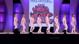 Sorority - World Hiphop Dance championship 2015