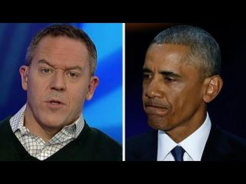 Gutfeld Why Obama s farewell speech didn t move me