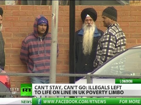 Can t Stay Can t Go Illegals left to struggle in UK poverty limbo