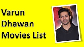 Download Varun Dhawan Movies List 3Gp Mp4
