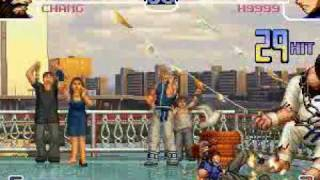 The King of Fighters 2002 Combo Movie (Be The Fighter)