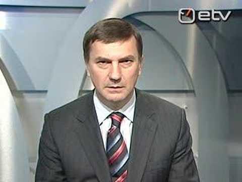 Andrus Ansip Estonia 28.04.2007