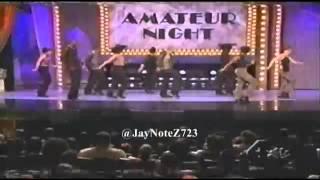 Dancing to Nas f Ginuwine - You Owe Me (2000 Apollo Amateur Night)