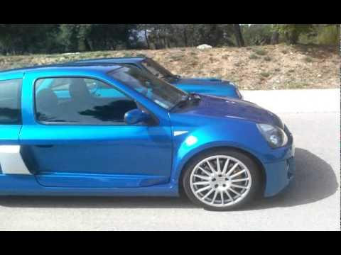 Clio V6 Turbo 2