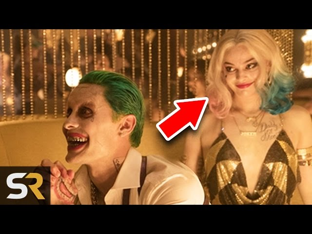 10 SUICIDE SQUAD Joker Deleted Scenes That Would Have Changed Everything!
