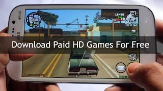 How to download paid games from play store for free in Tamil.