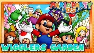 Mario Party DS - Wiggler's Garden (1/2) Multiplayer