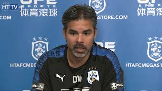 WATCH: David Wagner previews Huddersfield Town's trip to Burnley