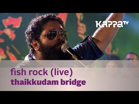 Fish Rock - Thaikkudam Bridge Live - Kappa TV