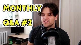 Do you know da wae? Monthly Q&A #2