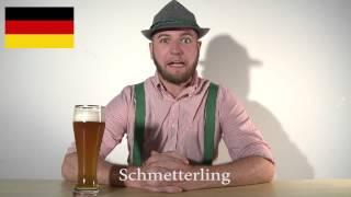 A simplicidade de se falar Alemão