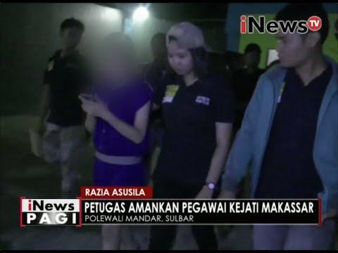 Pegawai kejaksaan tinggi terjaring razia mesum iNews Pagi 30 05