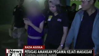 Pegawai kejaksaan tinggi terjaring razia mesum - iNews Pagi 30/05