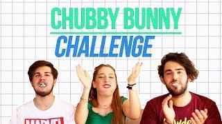 Chubby Bunny Challenge feat Ekin Ergin | 2Pals1Blog
