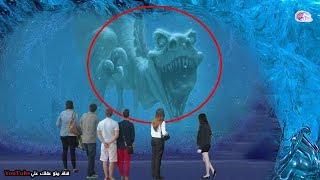 10 أشياء تم العثور عليها متجمدة فى القارة القطب الجنوبى ! - ماذا يختبئ فى الثلوج ؟؟