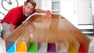 Making CUSTOM Game BOARD! *CHALLENGE* Learn How To Make DIY Game!