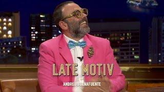 LATE MOTIV - Bob Pop, nuestra vedette pink analiza lo idem   #Latemotiv171