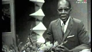 [Documentaire] Sur l'ancien premier président de la république du senegal Léopold Sedar Senghor