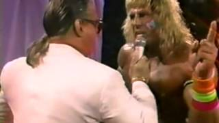 Brother Love Show with Ultimate Warrior (10-13-1990)
