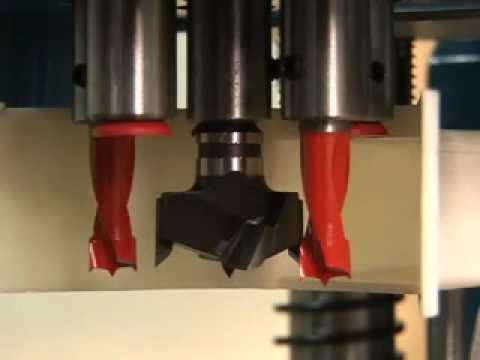 Blue Max Mini Regulagem para dobradiças e dispositivos de montagem