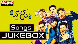 Boys Telugu Movie Songs || Jukebox || Siddharth,Genelia D'Souza