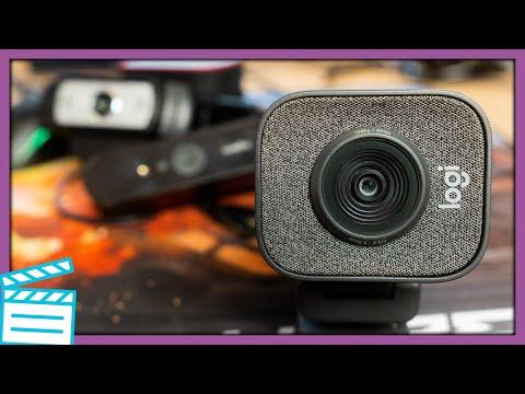 Logitech was AFRAID to send me this webcam Logitech StreamCam Review vs C920 vs Brio vs a7sii