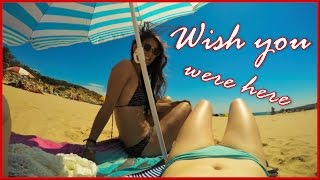 Our Holiday!! Wild Camping in Europe | Portugal By Van