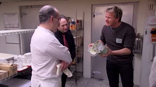 Gordon Ramsay SHUTS DOWN disgusting restaurant ( Kitchen Nightmares )