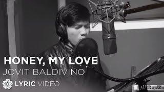 JOVIT BALDIVINO - Honey, My Love (So Sweet) [Recording Session]