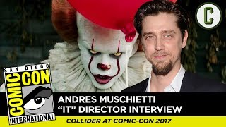 IT Movie Director Interview -  SDCC 2017
