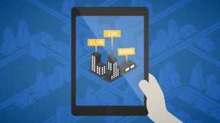 How to download and use our commercial real estate property app