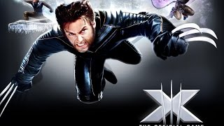 X Men The Official Game Full Movie All Cutscenes Cinematic