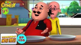 Baar Baar Lagataar - Motu Patlu in Hindi - 3D Animated cartoon series for kids - As on Nick