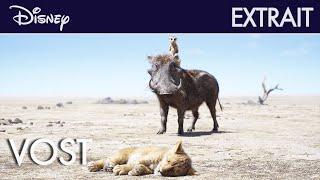 Le Roi Lion (2019) - Extrait : On va l'appeler Michel (VOST) | Disney