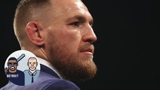 Mike Tyson Says Conor McGregor Is 'Going To Get Killed Boxing' | Jalen & Jacoby | ESPN