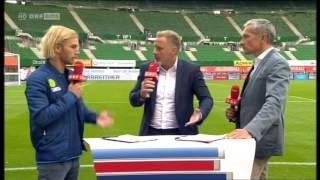 Thorsten Fink vs. Rainer Pariasek am 25.5.2017