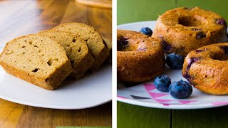 4 Healthy Baking Recipes For Weight Loss