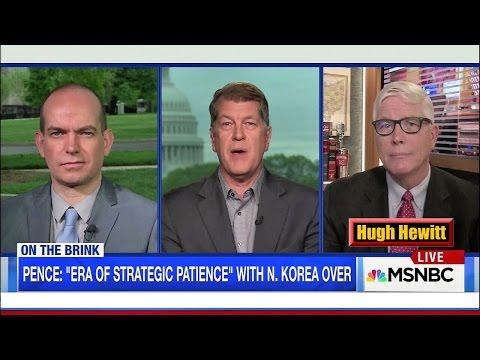 Russian State TV Says Trump is More Dangerous Than Kim Jong Un Hugh Hewitt