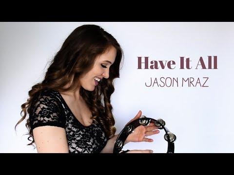 Jason Mraz - Have It All Cover // Joy Frost mp3
