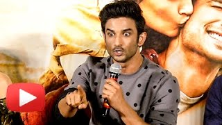 Sushant Singh Rajput VERY ANGRY REACTION On Reporter On Kulbhushan Case | Raabta Trailer Launch