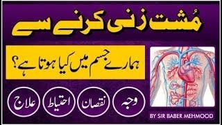 Musht zani ka ilaj in urdu hindi , musht zani ka nuqsan