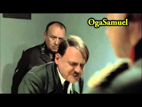 Hitler Finds A Wife @OgaSamuel